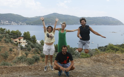 Great holiday in Greece with Live-Bio!