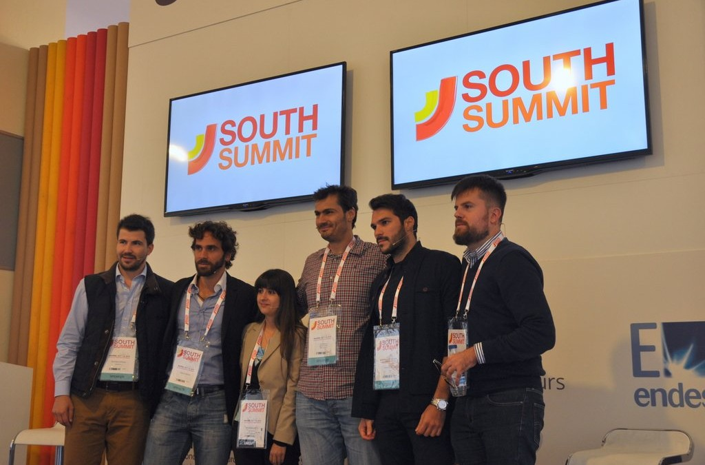 Live-Bio at the South Summit