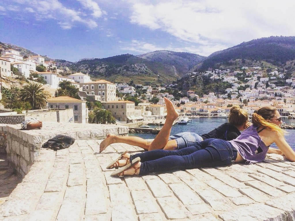 Our Hydra day trip