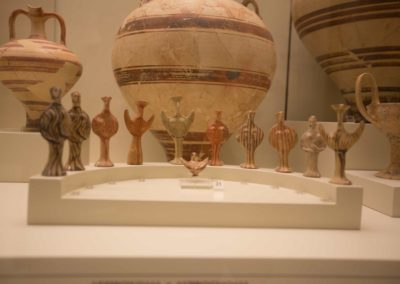 Museum in the Ancient Mycenae