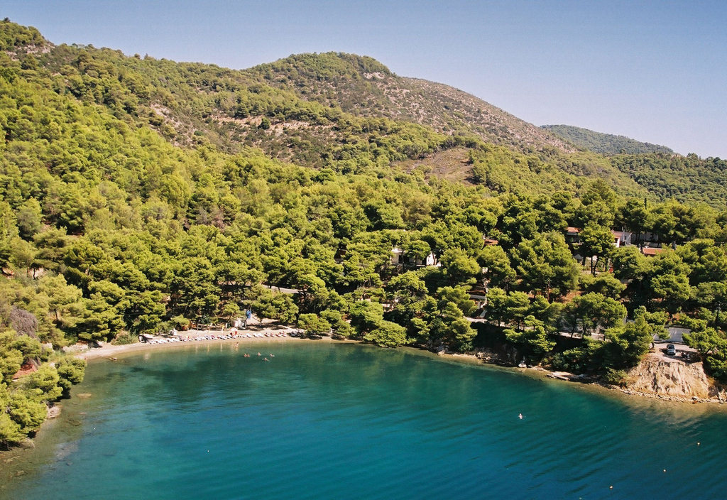Best beaches on Poros and vicinity - Love Bay