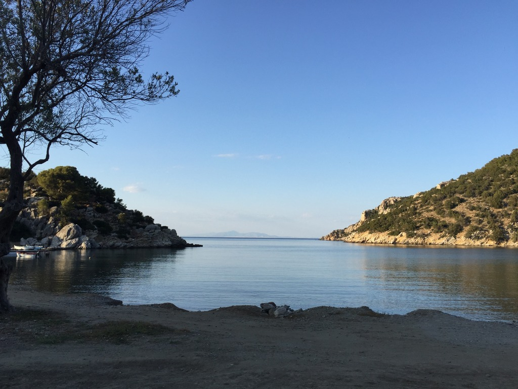 Best beaches on Poros and vicinity - Vayonia